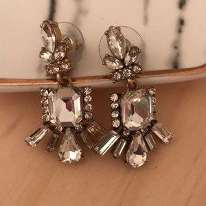Beautiful Jcrew earrings